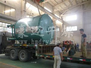 精品定制高效率活性炭专用干燥机