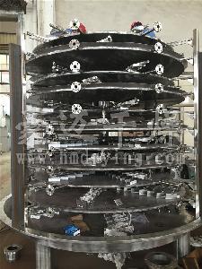 供应工业盐专用圆盘干燥机 工业盐烘干机