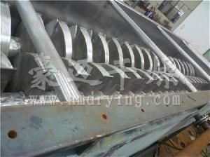 农药空心桨叶干燥机|烘干设备
