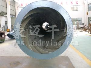 钛铁矿专用回转窑滚筒干燥机
