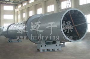一水硫酸亞鐵專用煅燒轉筒干燥機