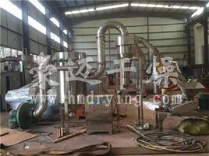 豪迈供应甲酸钠干燥机