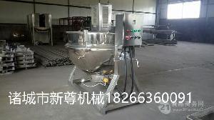 绿豆凉粉制作专用夹层锅批发价格