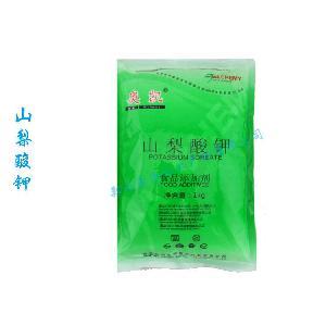奥凯 食品级 山梨酸钾 保鲜剂   山梨酸钾肉制品防腐防霉剂