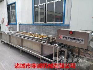 厂家直销甜玉米加工设备,全自动玉米棒生产线,粘玉米加工流水线