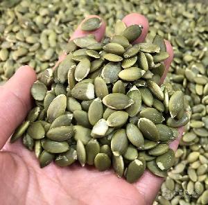 南瓜子仁生 每日坚果原料 烘焙原料 AA绿出口级南瓜子仁 南瓜籽仁