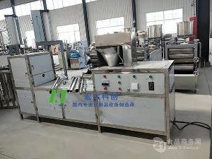 生产方形素鸡产品的机器哪有卖|宏大科创素鸡机器 可定做