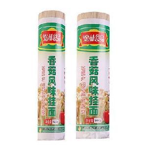 【金林】香菇风?#35910;?#38754;500g/包凉面拌面挂面面条