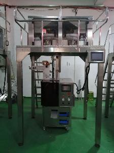 上海钦典供应全自动电子秤普洱熟茶三角包袋泡茶包装机