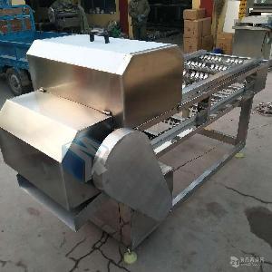 内蒙古糯玉米切断机  玉米深加工设备