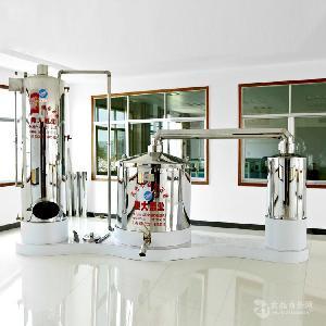 雅大釀酒設備廠家 專業生產釀酒機械設備