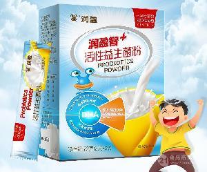 润盈智活性益生菌粉儿童固体饮料价格