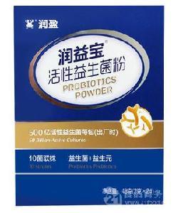 润益宝活性益生菌粉固体饮料价格