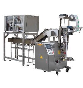 金银花茶包装机、八宝茶包装机、茉莉花茶称重包装机