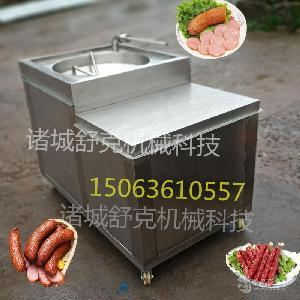 台式烤香肠自动灌肠机厂家直销
