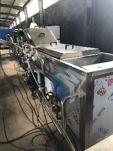 直供酱卤肉制品杀菌机  袋装酱牛肉巴氏杀菌机流水线