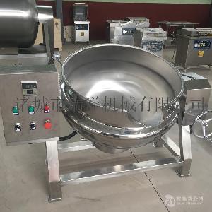 夹层锅电加热可倾夹层锅食品
