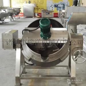 商用食品深加工设备 夹层锅电加热可倾夹层锅食品