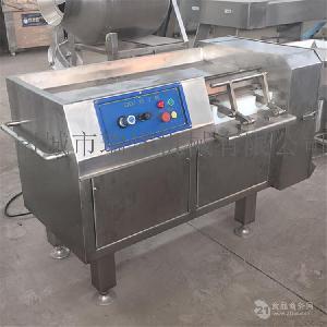 商用食品深加工设备 切丁机冻肉切丁机鲜肉
