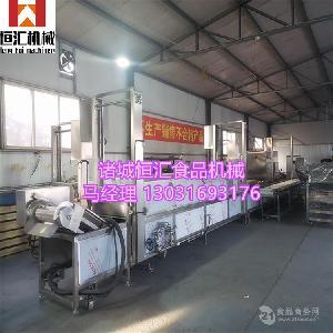 丸子机蒸煮丸子流水线 鱼丸生产线设备 包芯肉丸子机器 WZX-4