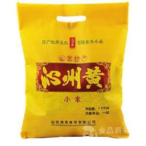 雁门清高沁州黄小米2.5kg