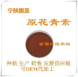 原花青素OPC95% 葡萄籽提取物 全水溶 SC认证厂家