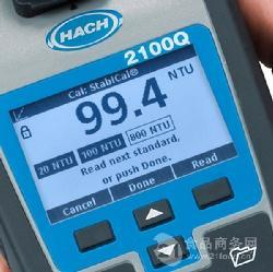 美國哈希2100Q 便攜式濁度儀水質分析儀