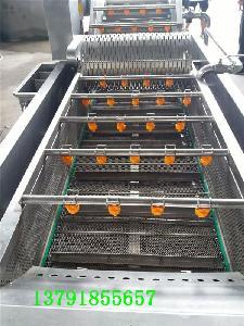 供应 全自动毛豆清洗机 大型毛豆清洗设备