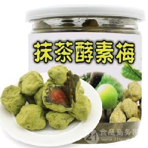 綠贊抹茶酵素梅
