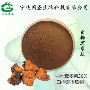 白桦茸多肽 白桦茸糖肽 小分子肽 多种规格1公斤起订 厂家现货