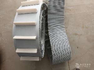 供应药机颗粒粉剂灌装机自动流水线同步带,挡板同步带
