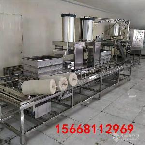邢臺豆腐皮生產設備 大型數控豆腐皮機廠家