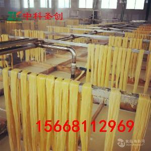 小型腐竹机 手工腐竹机 腐竹生产设备厂家培训
