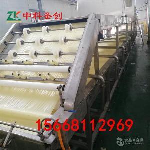 福州腐竹油皮机 自动腐竹机厂家