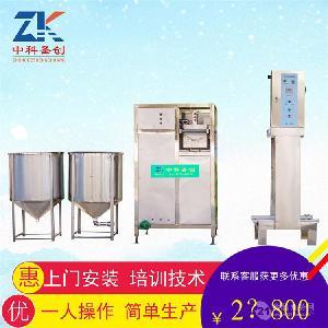 南京自动豆腐干机 豆干生产设备厂家培训