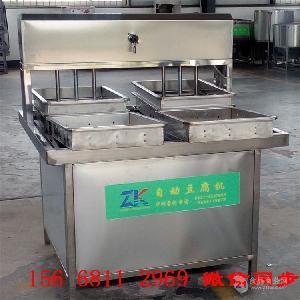 小型豆腐机 中科豆腐生产设备多少钱