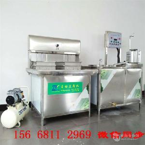 金华小型自动豆腐机,豆腐生产设备多少钱一套