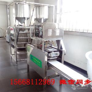 黑龙江内酯豆腐机,豆腐生产设备多少钱