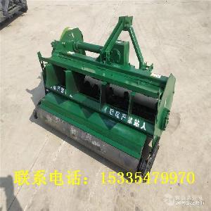 玉米棉花秸秆粉碎还田机 四轮拖拉机带多功能杂草粉碎机