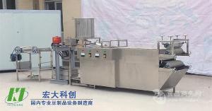 专业生产豆腐皮机的厂家|广东豆腐皮机|宏大