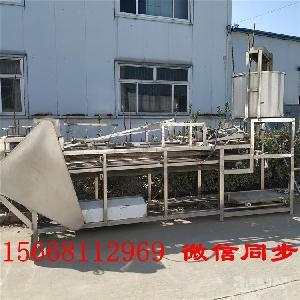 大型豆腐皮生产线设备,内蒙数控豆腐皮机厂家培训