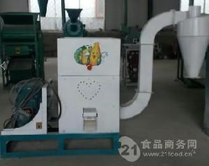 豆类剥皮机器 水份大黄豆剥皮机 不烘干大豆去皮