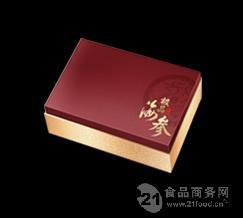 精裱礼盒--保健品包装