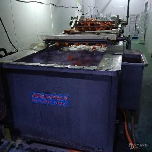 供应不锈钢高压汽泡水浴蔬菜清洗 高压水流玉米清洗 厂家