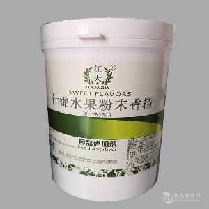 食用江大什锦水果粉末香精的用法  使用量  产品报价