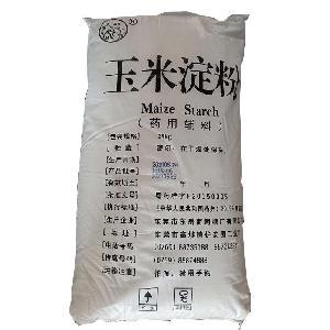 东岳牌玉米药用淀粉片剂丸剂颗粒冲剂崩解剂