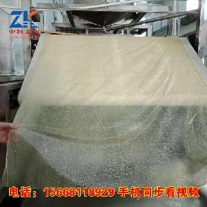 广西不锈钢全自动腐竹机 全自动小型腐竹机多少钱一套