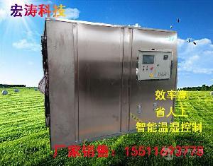 豬皮熱泵烘干房