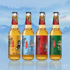 浙江杭州地区8度啤酒批发优质大瓶8度啤酒供应