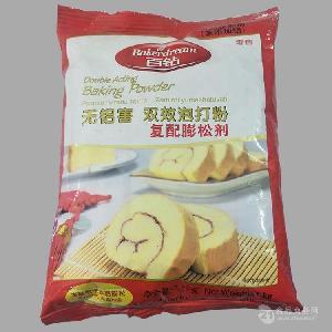 重庆食用安琪百钻 无铝害双效泡打粉 1KG/袋 产品说明和应用比例